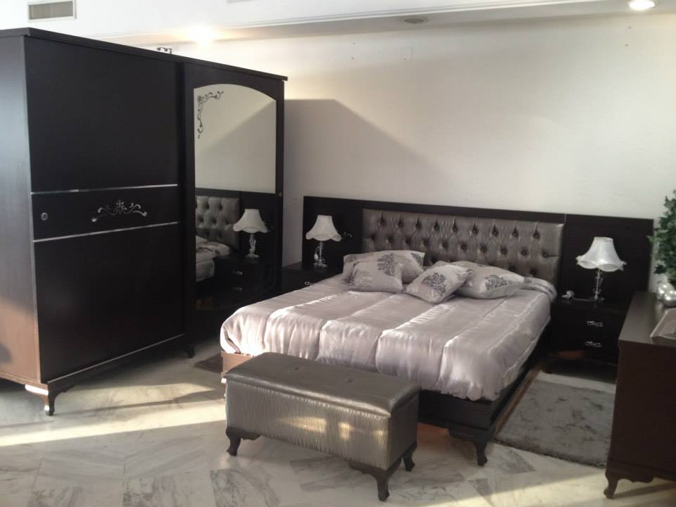 Best Chambre A Coucher Noir Tunisie Pictures - House Design ...