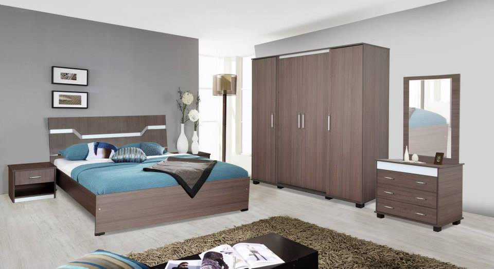 Chambre a coucher arabesque - Meubles et décoration Tunisie