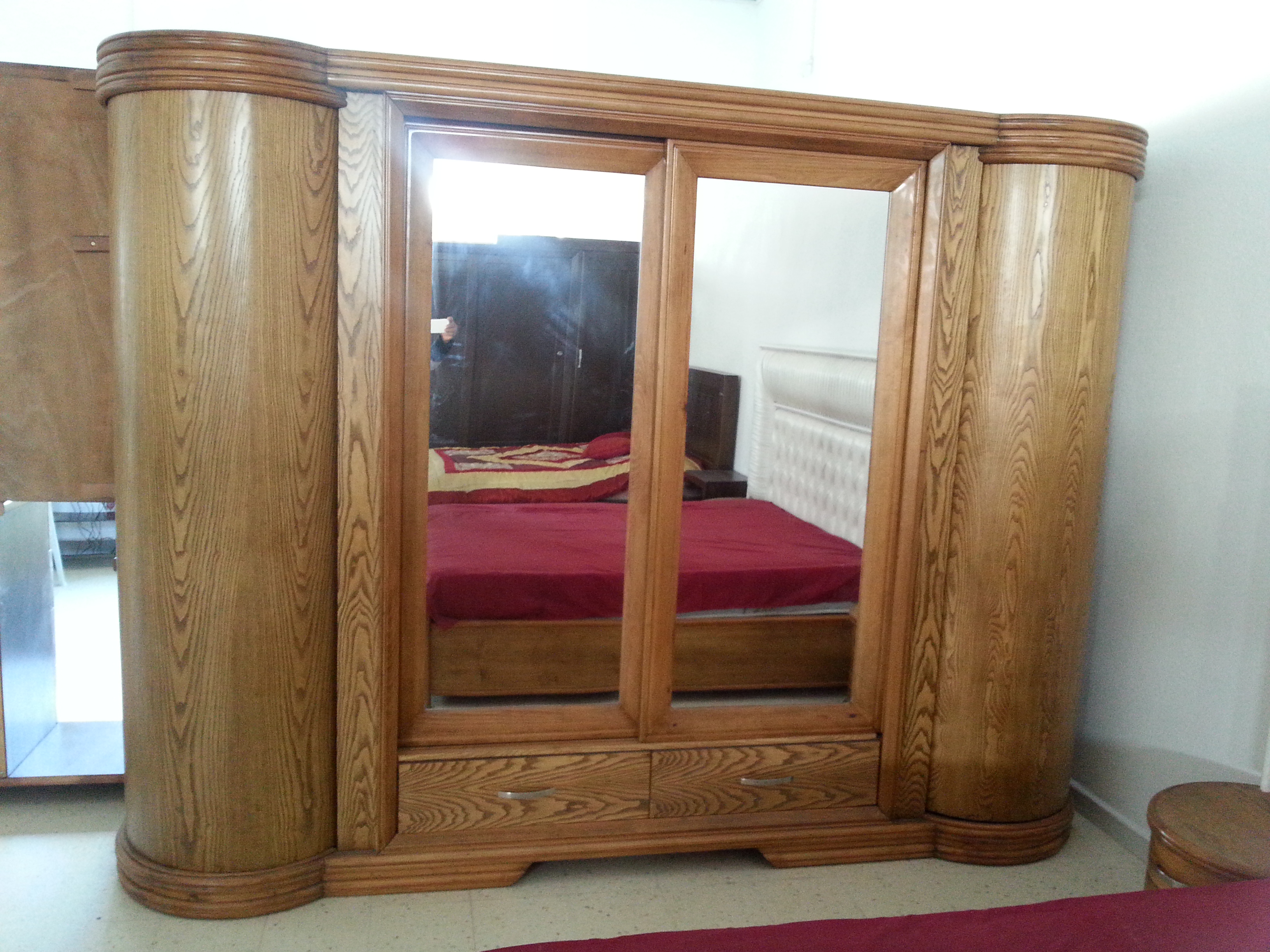 Coiffeuse Meuble Tunisie Perfect Chambre A Coucher Vienne Meubles