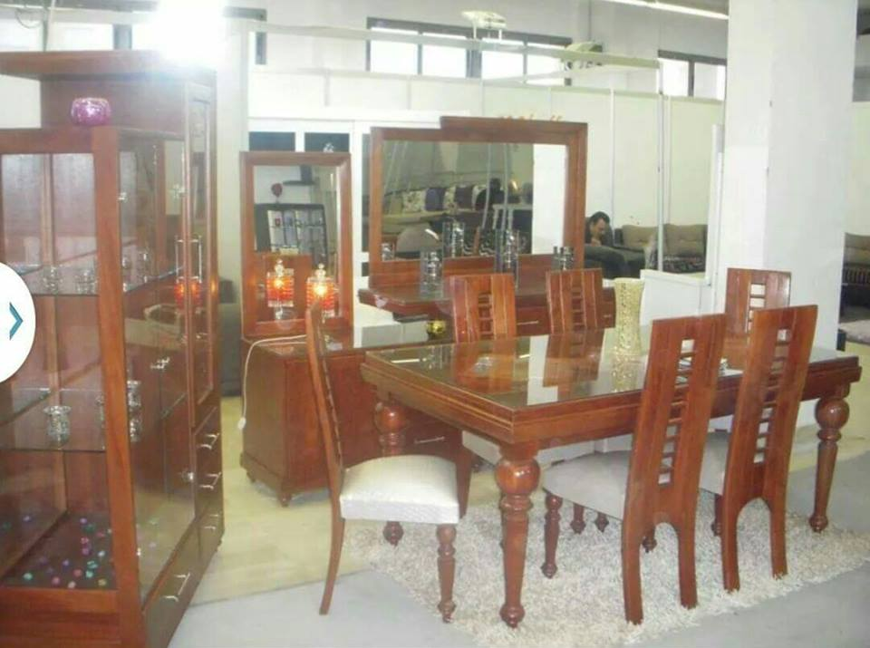 Salle A Manger Kelibia Meubles Et Decoration Tunisie