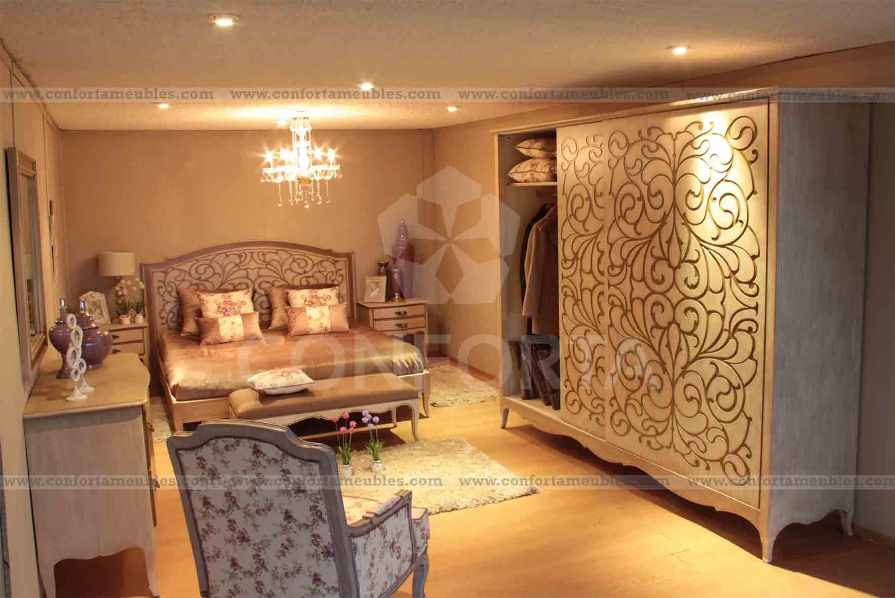 Chambres coucher tunisie meubles et d coration tunisie for Meubles chambres a coucher