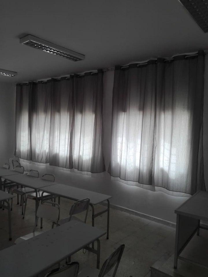 rideaux tissu pr t a poser meubles et d coration tunisie. Black Bedroom Furniture Sets. Home Design Ideas