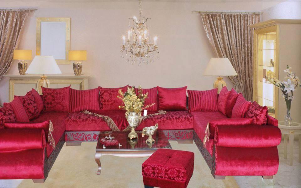 Salon marocaine - Meubles et décoration Tunisie