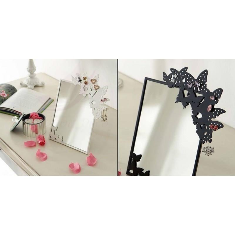 porte bijoux miroir papillon meubles et d coration tunisie. Black Bedroom Furniture Sets. Home Design Ideas